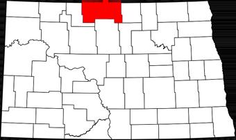 North Dakota Association of Counties - GIS Parcel Data